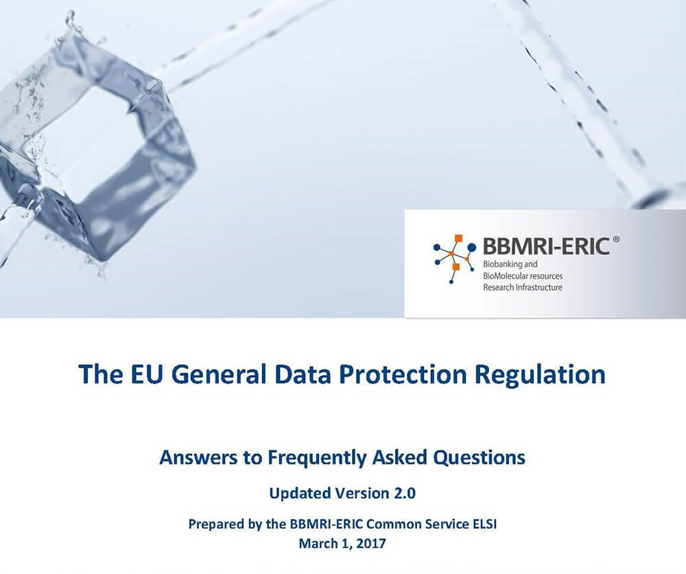 training gdpr in clinical trials