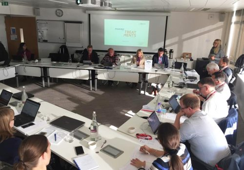 ADOPT BBMRI-ERIC project meeting London, October 9, 2018