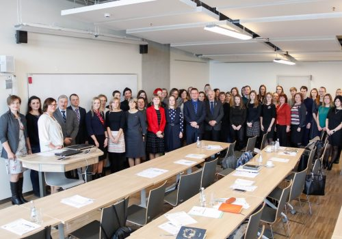 BBMRI Latvia organises workshop on challenges related to using data for medical research in Latvia