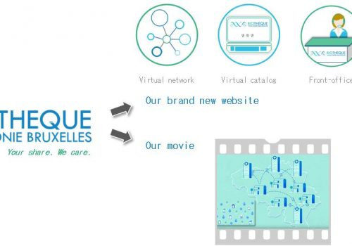 Biotheque-Wallonie-Bruxelles launches new website, biobanking
