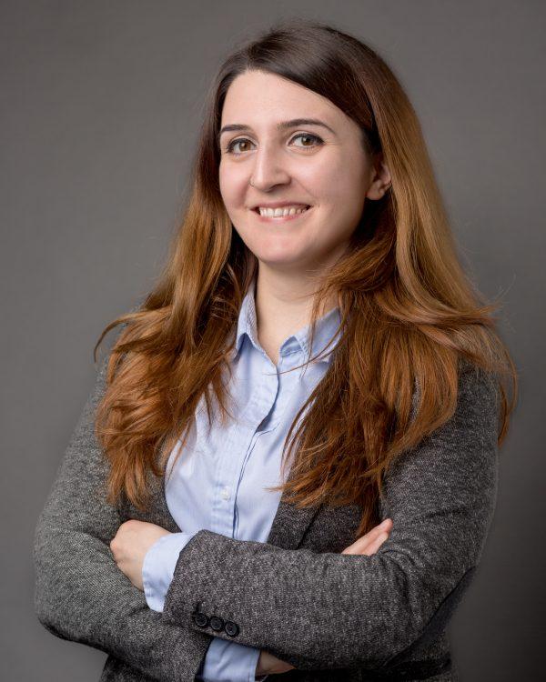 Carmen Cristea, BBMRI-ERIC Finance Manager