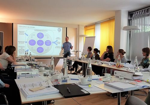 GBN-auditor-training, German Biobank Node, BBMRI.de, Quality management in biobanking