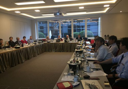 "10th meeting of the ISO Technical Committee 276 Working Group, ""Biobanks and Bioresources"", Berlin"